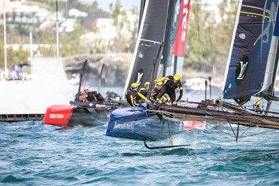 The America's Cup World Series. (Photo credit ACEA 2015/Photo Ricardo Pinto)