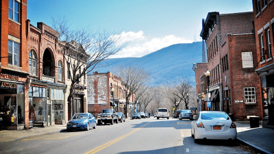 Main Street in Beacon