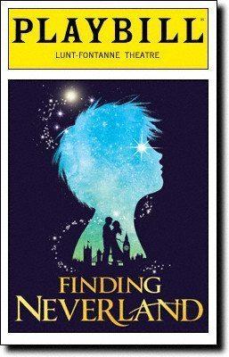 Finding_Neverland_Broadway_Playbill