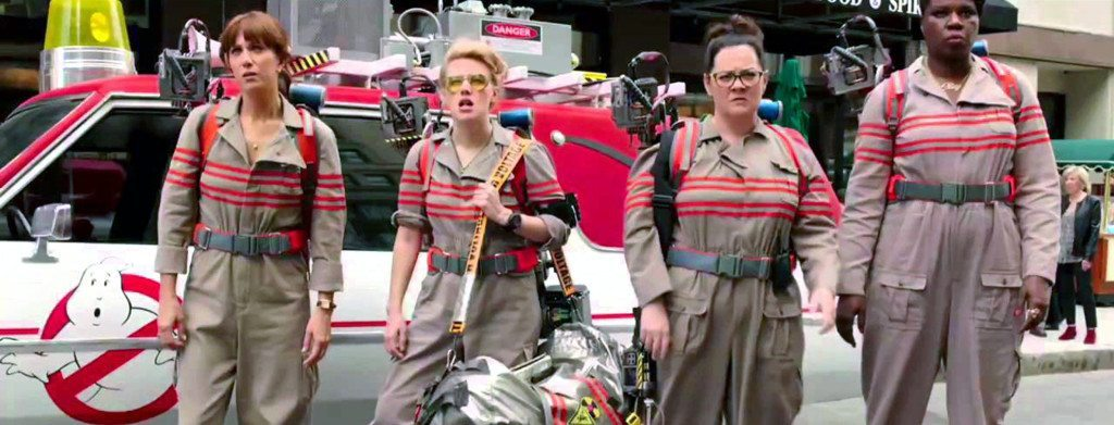 Summer Blockbuster Guide Ghostbusters