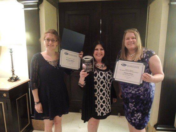 PCLI 2016 Anton winners