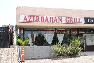 Dining_ Azerbaijan Westbury food venues