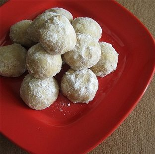 Sno-Ball Cookie Recipe