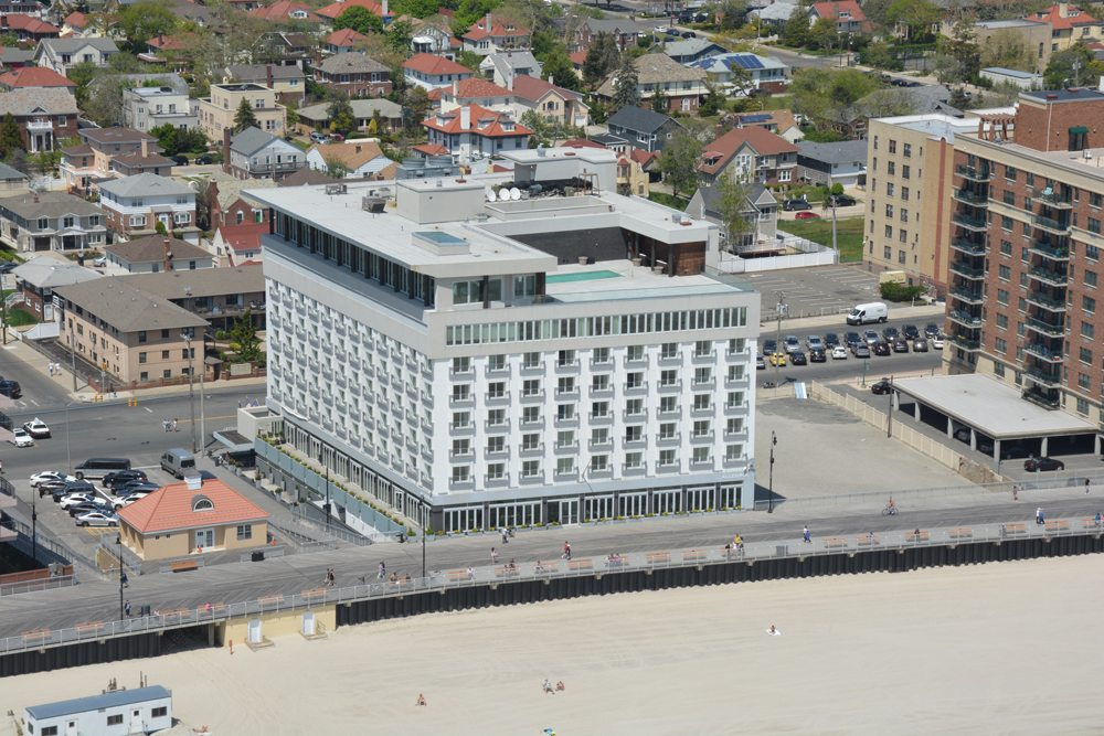 Allegria Hotel To Be Auctioned Long