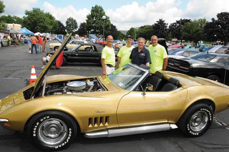 2016 Bethpage Federal Credit Union Car Show