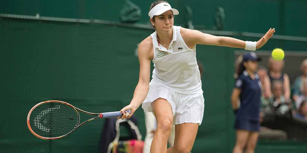 Christina McHale of the New York Empire