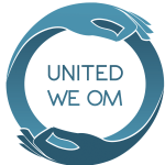 United We Om Logo