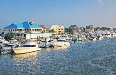 Wilmington waterfront