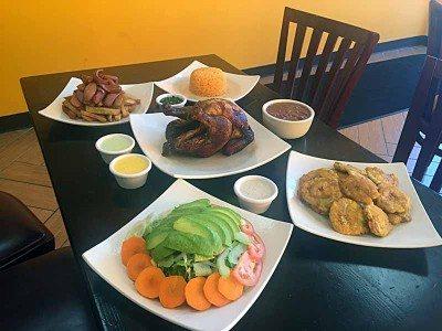 A combination dinner at Franklin Square's Brasas Peru