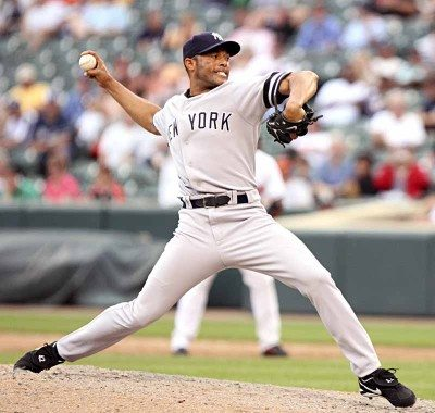 Hispanic-American athletes Mariano Rivera