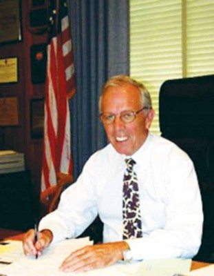former Nassau County District Attorney Denis Dillon