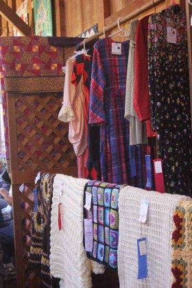 Needlework competitive exhibit Long Island Fair Gallery Photo by Kimberly Dijkstra