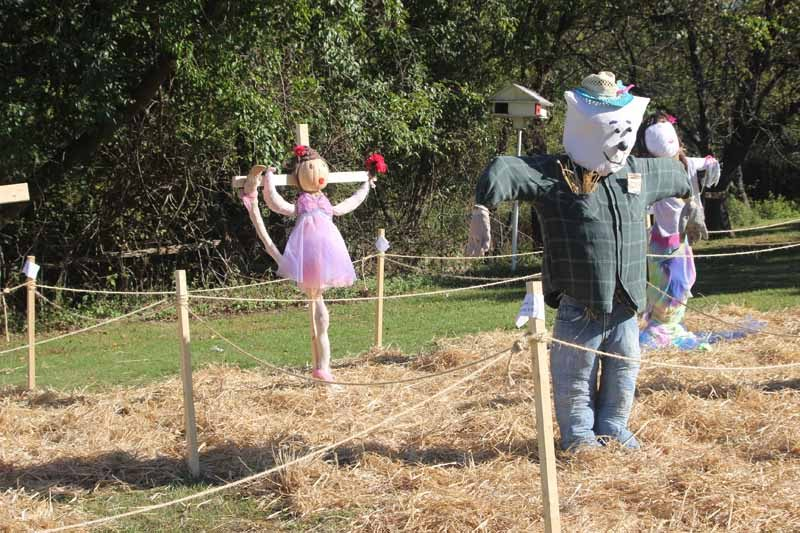 Scarecrows Long Island Fair Gallery Photo by Kimberly Dijkstra