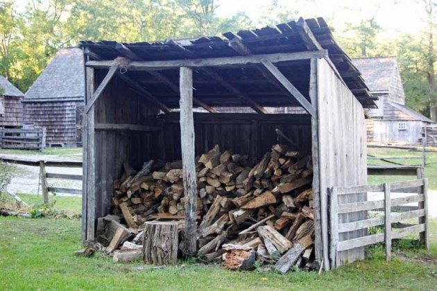 Wood shed Long Island Fair Gallery Photo by Kimberly Dijkstra