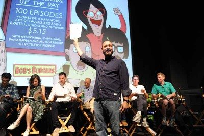Bob's Burgers creator Loren Bouchard (Photos Courtesy of FOX)