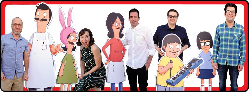 Five Searing Questions For The Cast Of Bob S Burgers Long Island Weekly