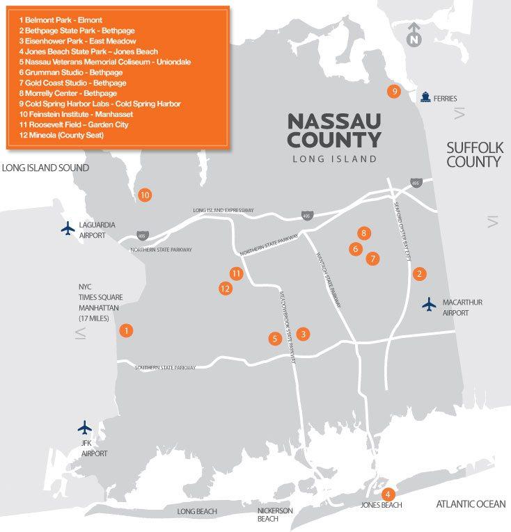 Old Westbury Gardens Map: IDA Job Retention Efforts Keep Another 500 Jobs In Nassau