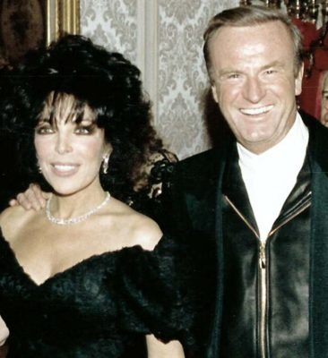 Carol Bayer Sager and her late friend Peter Allen