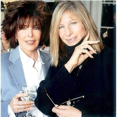 Barbara Streisand (right) has recorded numerous Carole Bayer Sager songs