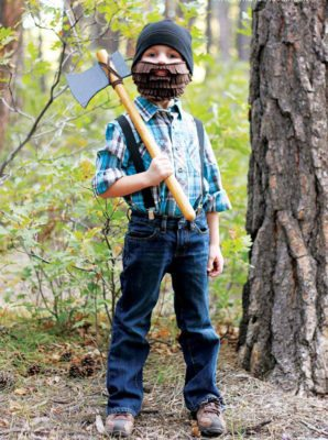 Lumberjack costume from makeit-loveit.com