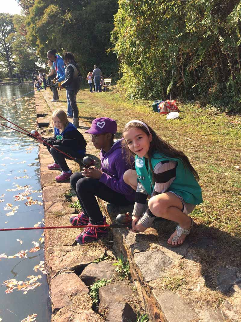 Fishing festival at hempstead lake state park long for Freshwater fishing long island