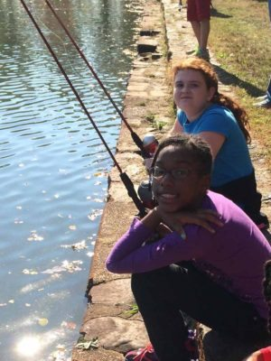 Fishing festival at hempstead lake state park long for Fishing ponds columbus ohio