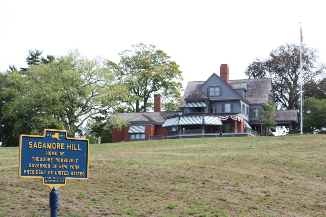 Sagamore Hill (Photo by Christy Hinko)