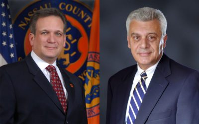 Ed Mangano and John Venditto arrested on bribery charges