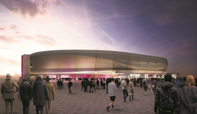 Nassau Coliseum (SHoP Architects)