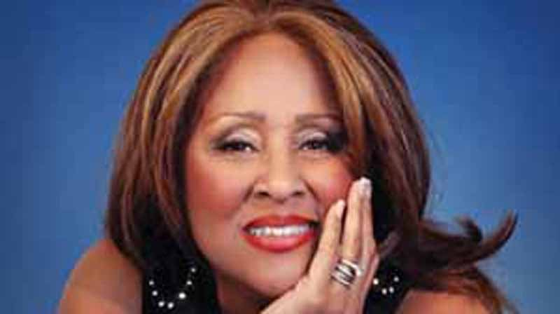 Darlene Love at B.B. King Blues Club & Grill Dec 17, 22, 26 and Jan. 6