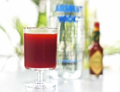 Boiled Bloody MaryWarm Winter Cocktails