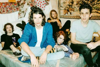Grouplove (Photo by James Marcus Haney)