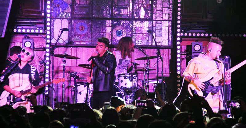 DNCE Photos by Betsy Abraham