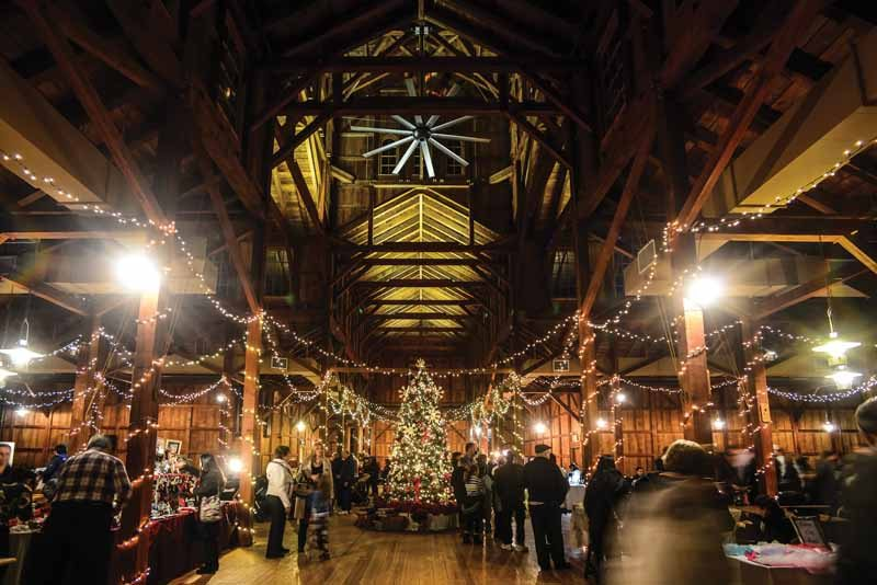 Christmas At Old Bethpage Restoration Village