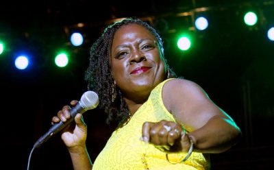 Sharon Jones (May 4, 1956-Nov. 18, 2016)