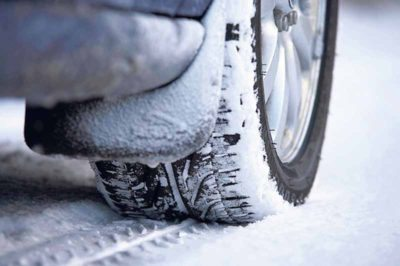 prepare vehicle for harsh winter weather