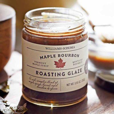 bourbon-glaze whiskey gifts