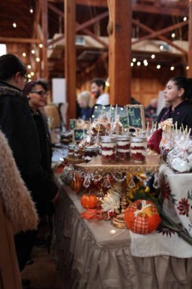 Huge Turnout For I Love Chocolate Fest