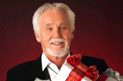 Kenny Rogers (Photo courtesy of Webster Public Relations)