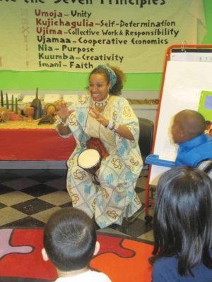 Learn about the traditions behind the week-long Kwanzaa celebration.
