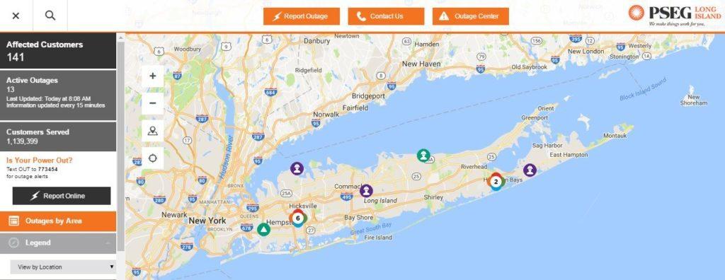 pseg-long-island-outage-map