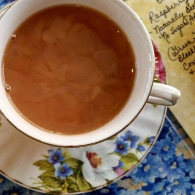 Robinson S Tea Room High Tea Menu