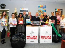 Anton Media Group Toys for Tots
