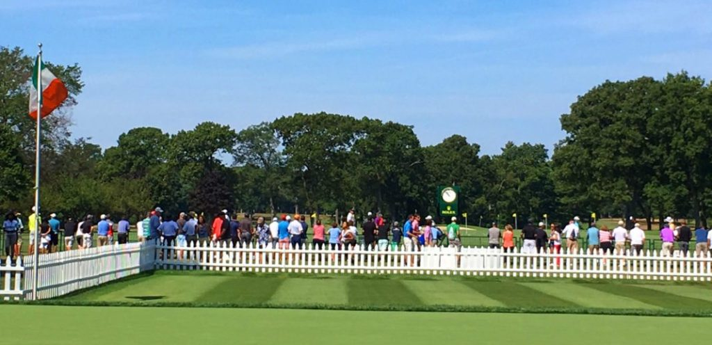 Farmingdale Designates Barclays PGA Tour Funds To Families In Need