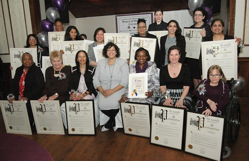 Local Women Honored For Community Service