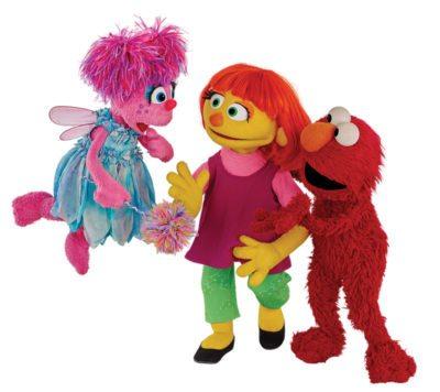 New muppet Julia