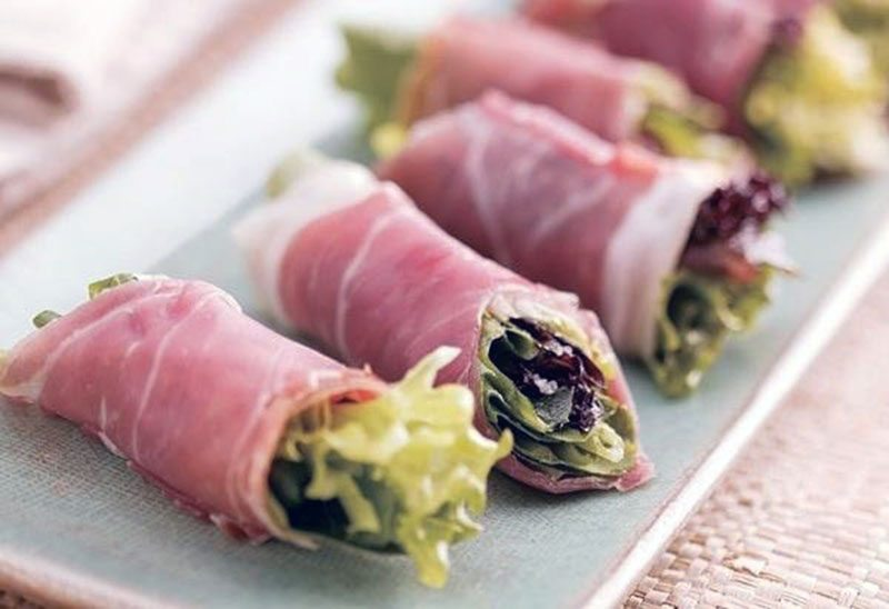 Spring Is Here With Prosciutto-Wrapped Greens - Long Island Weekly