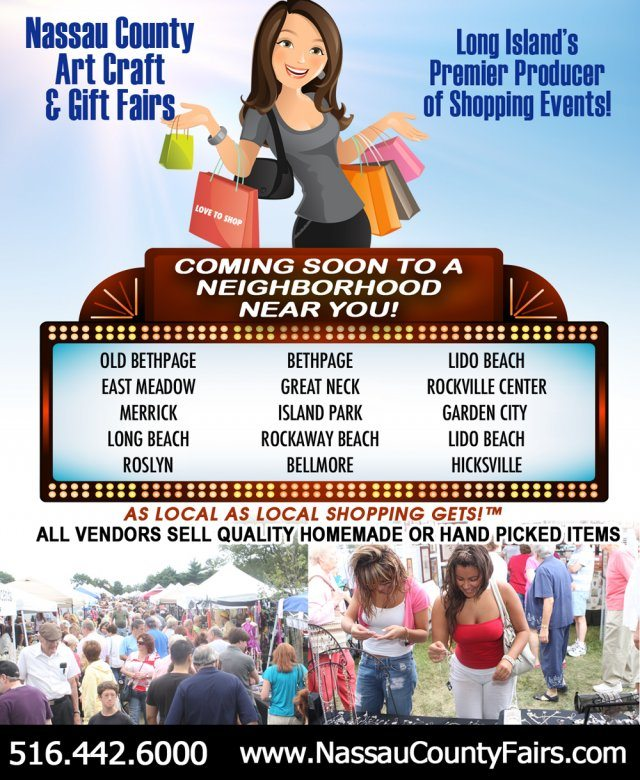 All events for craft show for Craft fairs long island