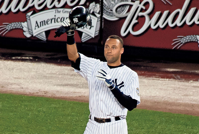 e335c31f7b0 Derek Jeter Last winter s announcement that Derek Jeter s number 2 would be  retired by the Yankees ...