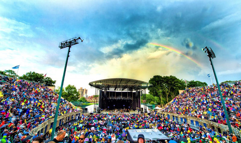 Forest Hills Stadium: Queens Music Mecca - Long Island Weekly